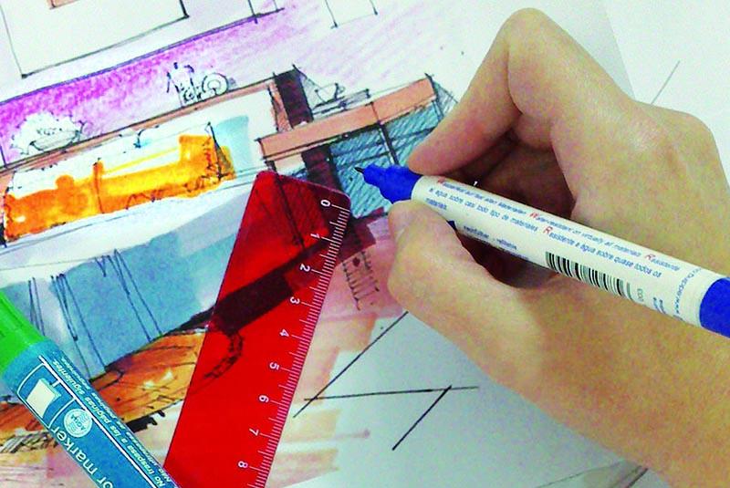 Licenciado en diseños de interiores