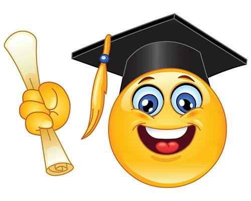 Emoji graduado